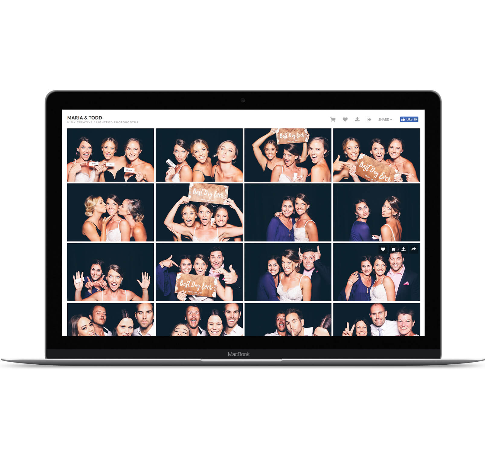 Photo Booth Image Gallery