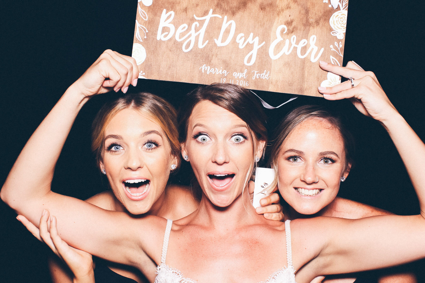 Photo Booth Bride
